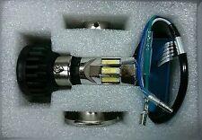 RTD 6 LED HID KIT White Light BIKE / CAR Headlight HIGH / LOW BEAM - (12V)