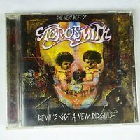 Aerosmith CD The Very Best of Aerosmith Devil's Got a New Disguise