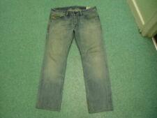 Jeans da uomo blu corti Diesel
