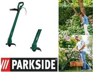 Parkside Electric Lawn Trimmer Grass Strimmer 300W Lawn Edge Cutter