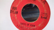 BOB DYLAN LIKE A ROLLING STONE / GATES OF EDEN ON COLUMBIA RECORDS