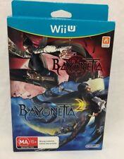Bayonetta + Bayonetta 2 (Wii U, 2014)