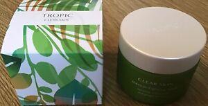 Tropic Skincare Clear Skin Face Mask - 50ml