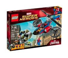 LEGO 76016 - Super Heroes Spider-Helicopter Rescue [NEW]
