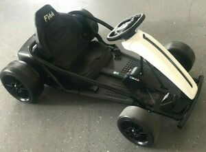 Kinderfahrzeug Go-Kart Kinder Elektroauto Driftfunktion Elektro E-Kart bis15Km/H