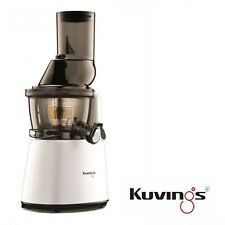 Kuvings whole slow Juicer c9500w exprimidor blanco incl. receta libro