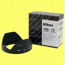 Genuine Nikon HB-72 Lens Hood for AF-S 20mm f/1.8G ED