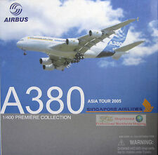 DRAGON WINGS AIRBUS First to Fly SINGAPORE A380 1:400 Diecast Plane Model 55880