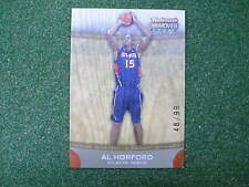 2007 Topps Trademark Moves Al Horford RC  48 of 99