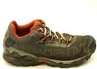 La Sportiva Wildcat US 10.5 EU 43.5 Gray Athletic Trail Running Mens Shoes