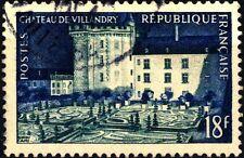 FRANCIA-17 luglio 1954-Castello di Viilandry