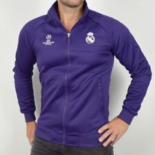 Adidas Real Madrid Herren Trainingsjacke Tracktop Fußball Jacke Champions League