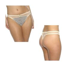 New Small Lace Thong Panties FAYREFORM Vitality Womens Opulent Lace Panty Ivory