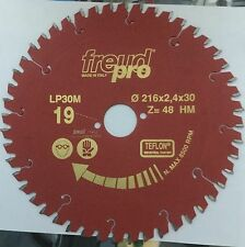 Freud LP30M019 216x2,4x30 Pro Ind Lama Circolare per macchine portatili