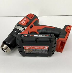 "Milwaukee 2606-20 M18 Li-Ion Cordless 1/2"" Drill DRIVER + Battery *Brand New*"