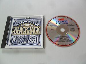Blackjack  – Blackjack (CD 1990) Rock / USA Pressing