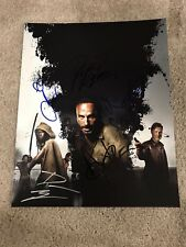 Walking Dead Cast Norman Reedus  Andrew Lincoln Gurira Signed Autographed 8x10