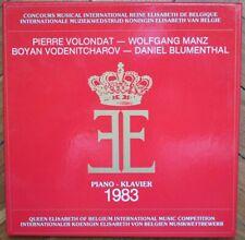 Concours Reine Elisabeth de Belgique - 1983 - Volondat - Blumenthal
