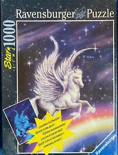 Ravensburger Color Star Line 1000 Pc Jigsaw Puzzle Glow in the Dark PEGASUS NEW