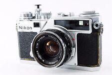 Nikon W-ROKKOR 1: 1.8 f = 3.5cm Nikon camera 2TTJ-074I Ref No 121769
