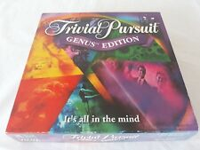 Trivial Pursuit Genus Edition-Completa 2 paquetes de tarjetas Sellada
