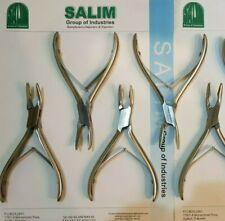 Bone Rongeurs surgical dental oral surgery instrument set of 5