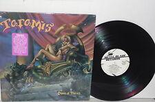 TARAMIS Queen Of Thieves LP Vinyl 1988 Metal Blade Records Thrash Plays Well VG+