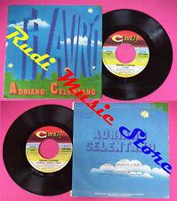 LP 45 7'' ADRIANO CELENTANO Ti avro' La moglie amante amica 1978 italy*cd mc dvd