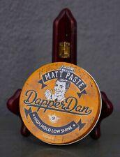New listing Rat Rod Barber Dapper Dan Matt Paste High Hold Low Shine Pomade 100 ml 3.38 oz