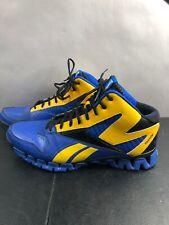 Reebok Zig Nano Pro Fury V44519 Mens Sz 15 Basketball Sneakers Shoes