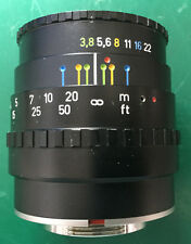 Schneider Kreuznach 90mm f/3.8 Tele-Xenar Robot Royal Mnt w/base plate project