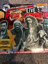 ROB ZOMBIE - ASTRO CREEP 2000 LIVE VINYL LP - New & Sealed