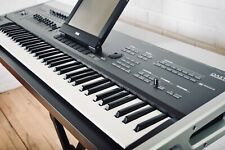 Korg Oasys 76 key piano keyboard synthesizer near mint condition-synth for sale