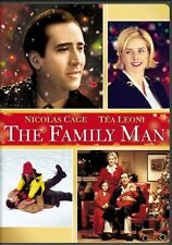 THE FAMILY MAN New Sealed DVD Nicolas Cage Tea Leoni