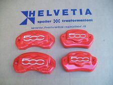 Kit Cover Pinze freno / Brake Cover per Fiat 500 (kit 4 pezzi)