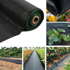 More details for 2m 3m 4m wide weed control fabric ground cover membrane landscape mulch garden