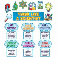 Think Like a Scientist Mini Bulletin Board Teacher Created Resources Tcr4867
