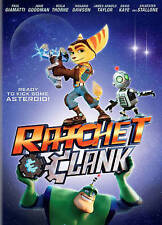 RATCHET AND CLANK (DVD, 2016) NEW