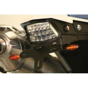 BMW G650 X CHALLENGE/ COUNTRY / X MOTO-06/14 -SUPPORT DE PLAQUE R&G Racing - LP0