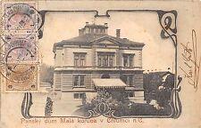 BT2755 Pansky dum mala koruna v chiumci    czech republic