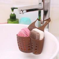 Creative Kitchen Sink Bathroom Hanging Strainer Organizer Storage Sponge Holder