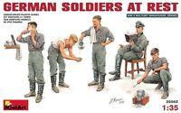 MIN35062 - Miniart 1:35 - German Soldiers at Rest
