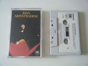 JOAN ARMATRADING S/T SELF TITLED ALBUM CASSETTE TAPE 1976 PAPER LABEL A&M UK
