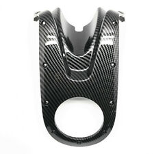 Carbon Fiber Gas Tank Ignition Cover Guard For Ducati Monster 696 795 796 1100
