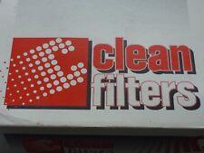 Clean Filters MA 399 Luftfilter ersetzt MANN-FILTER C3055 für FORD Sierra Escort
