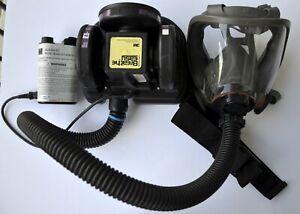 3M 6800 Powered Air Purifying Respirator (PAPR) w/ Belt-Mounted Blower & Battery