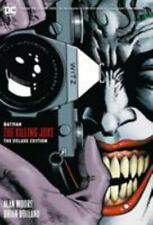 Batman: the Killing Joke Deluxe (New Edition) by Alan Moore (2019, Hardcover)
