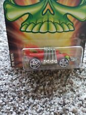 hot wheels fright cars - evil weevil