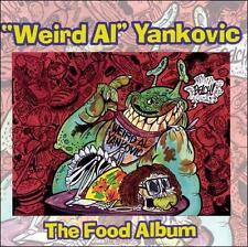 The Food Album by Weird Al Yankovic (CD, 1993)