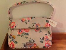 Cath Kidston Windflower Bunch folded top handbag, stone, BNWT